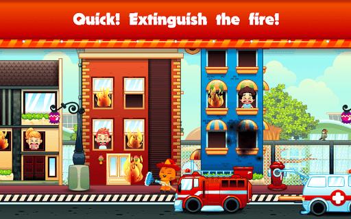 Marbel Firefighters - Kids Heroes Series  screenshots 5