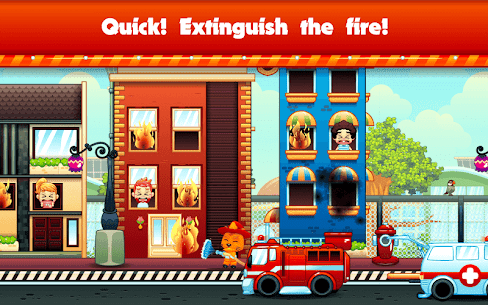 Marbel Firefighters – Kids Heroes Series 5