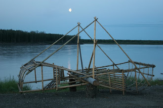 Photo: Yukon River. Circle
