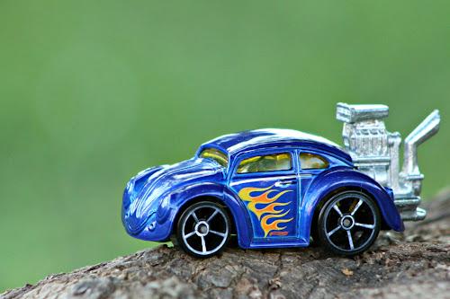 Hotrod Beetle by Jacques De Villiers - Artistic Objects Toys