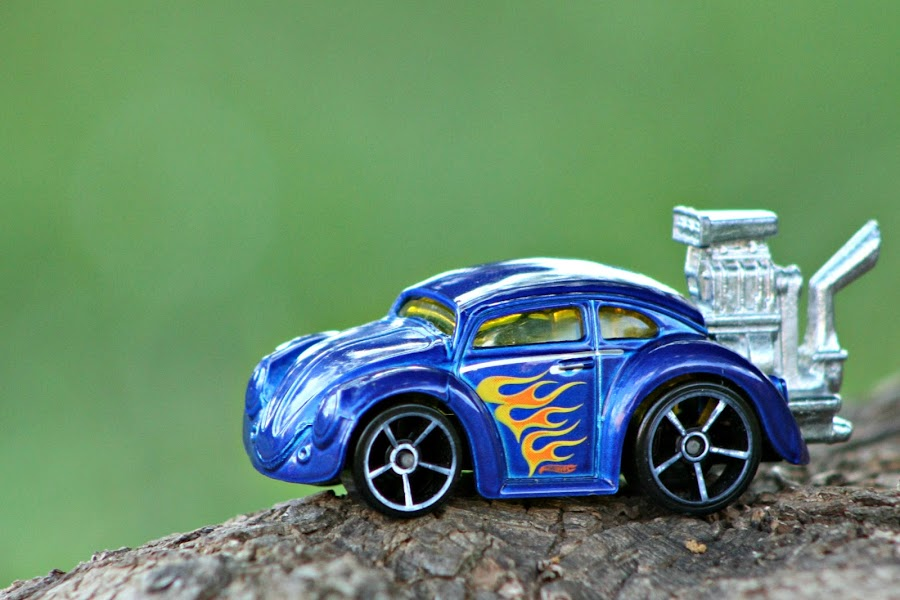 Hotrod Beetle by Jacques De Villiers - Artistic Objects Toys