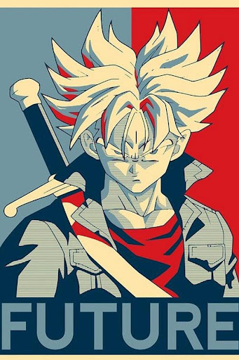 Mengunduh Trunks Super Saiyan Wallpaper Google Play Apps Azaqipyygrnn Mobile9
