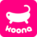 쿠나 - 예쁜 고양이와 귀여운 강아지를 함께 키우는 펫소셜커뮤니티 icon