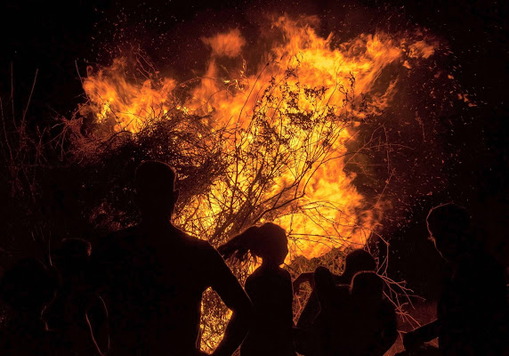 Foc de Tabara, Luce e tenebre di Bobp