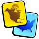 Countries of North America Quiz APK