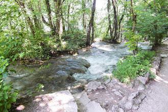 Photo: woda zjeżdża niżej ;-)