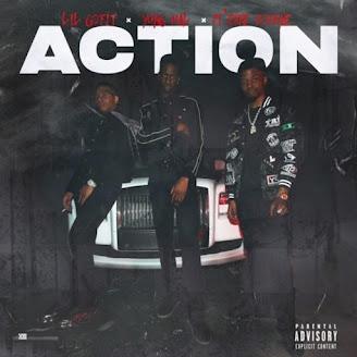Yung Mal ft. Pi'erre Bourne & Lil Gotit - Action
