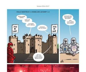 Won u 'Bosuilman', hét stripboek bij uitstek over Antwerp?