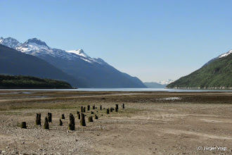Photo: Skagway. Dyea Taija Inlett