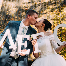 Wedding photographer Anton Buzin (Makflai). Photo of 18.11.2015