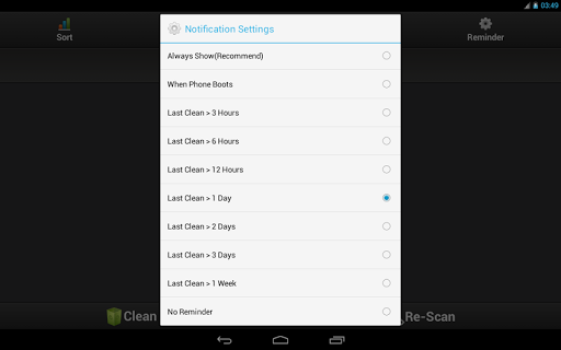 Clean Cache - Optimize Support Android 6.0 & 7.0 screenshot 8