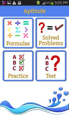Aptitude and Reasoning Tricks - screenshot
