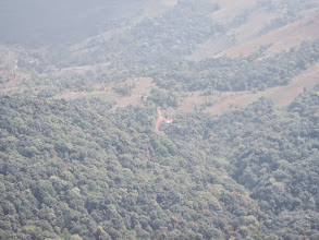 Photo: See closely at that Kodagu district forest gate