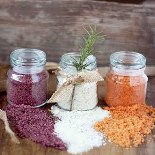 Red Wine Sea Salt.