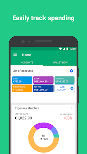 Wallet: Personal Finance & Expense Tracker 1
