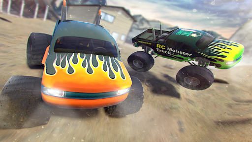RC Monster Truck Simulator  screenshots 5