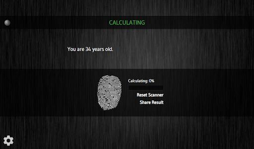 Prank Age Scanner  screenshots 9