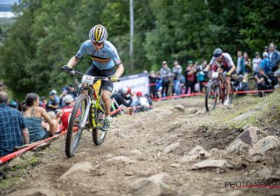 Belgische mountainbiker triomfeert in Marathon Series