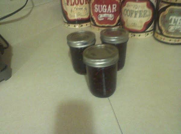 Triple-berry Jam