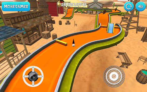 Mini Golf: Western Adventure- screenshot thumbnail