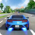 Traffic Rider Highway Race icon