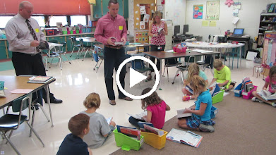 Video: Rotary Club of DeBary-Deltona-Orange City representatives Steven and Blake interacting with third grade students at DeBary Elementary School on September 23, 2014