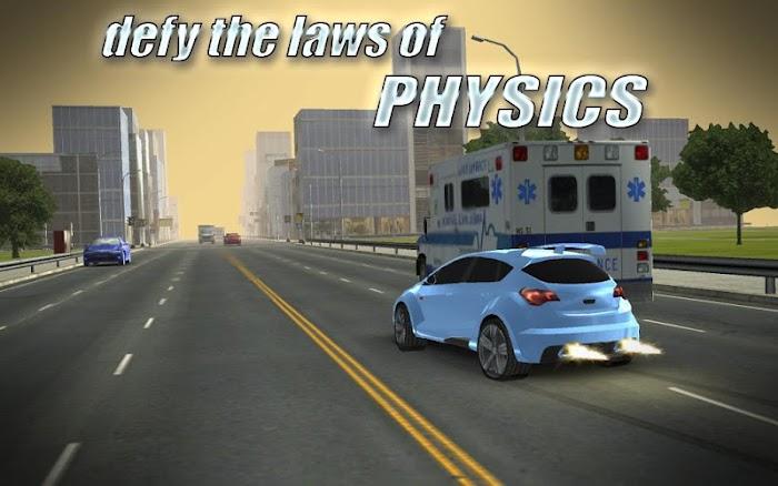 Traffic Nation: Street Drivers- screenshot