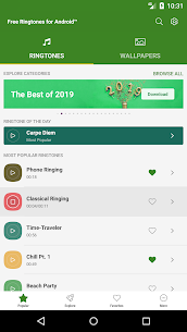 Free Ringtones for Android Mod Apk (Vip Feature Unlock) 7