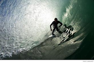Photo: Photo of the Day: Dane Zaun, Los Angeles. Photo: Lowe-White #Surfer #SurferPhotos