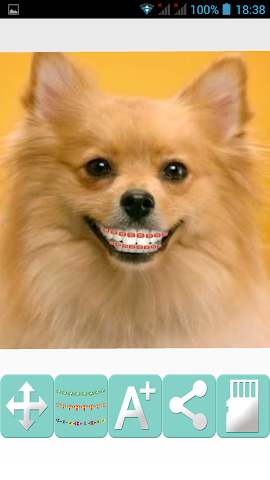 android Dental Brace Booth Screenshot 6