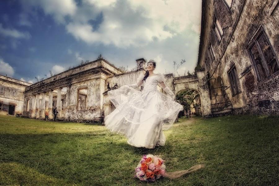 by Abhi Yasa - Wedding Bride