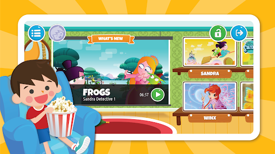 Zain Kids: best videos and educational apps