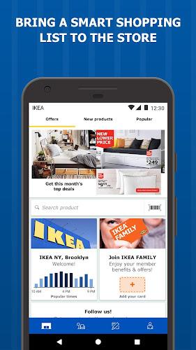 IKEA Store Android App Screenshot