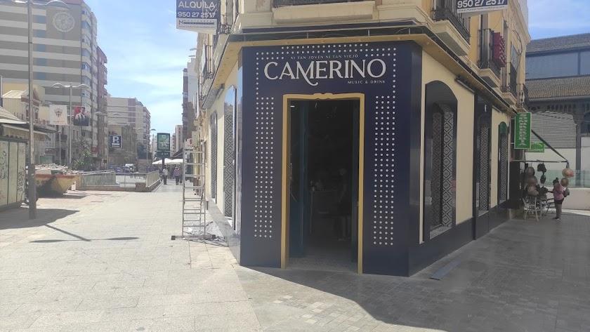 El Camerino será próximamente una realidad más de la hostelería almeriense.