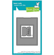 Lawn Fawn Custom Craft Die - Magic Picture Changer Add-On