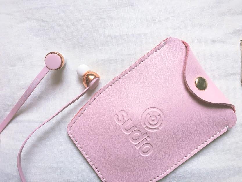 SUDIO VASA BLA Bluetooth earphones
