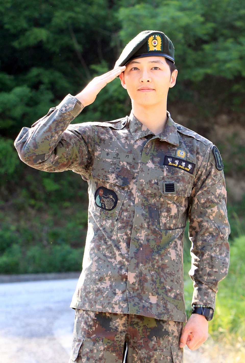 song joong ki army 2