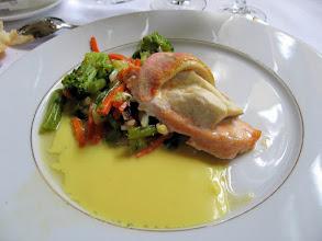 Photo: #017-Journée à l'Armada 2008. Déjeuner à bord du JR Tolkien.