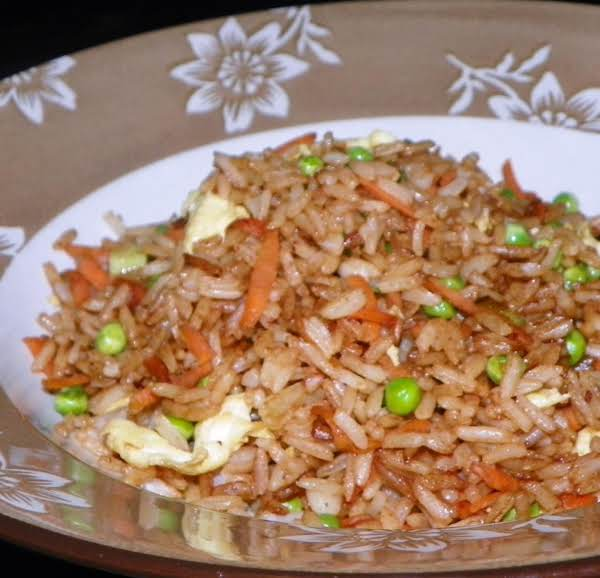 Easy Fried Rice - Weight Watchers Recipe