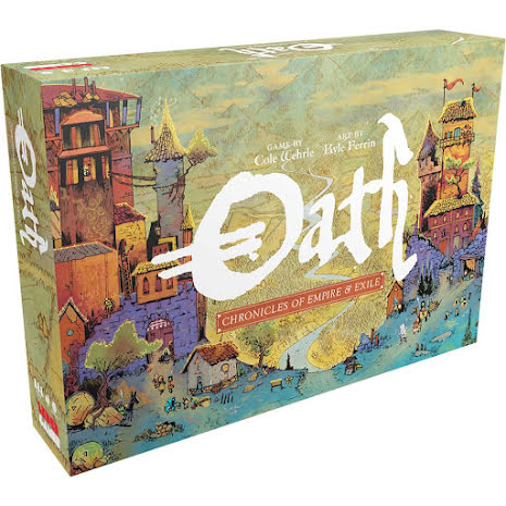 Oath: Chronicles of Empire and Exile (EN)