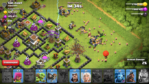 Clash of Clans 9.434.30 screenshots 14