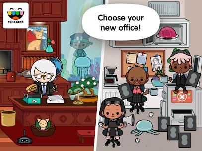Toca Life: Office MOD (Unlocked) 1