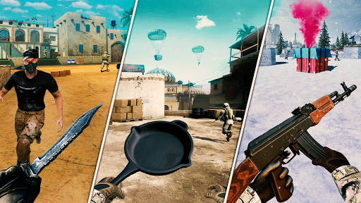 Bravo Shooter: Gun Fire Strike 1.0.2 screenshots 5
