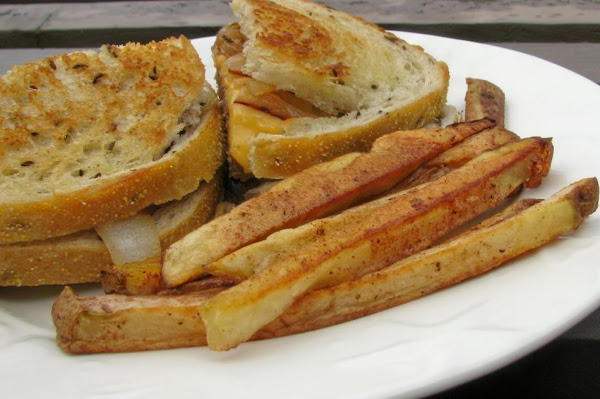 Cajun Oven Fries Recipe