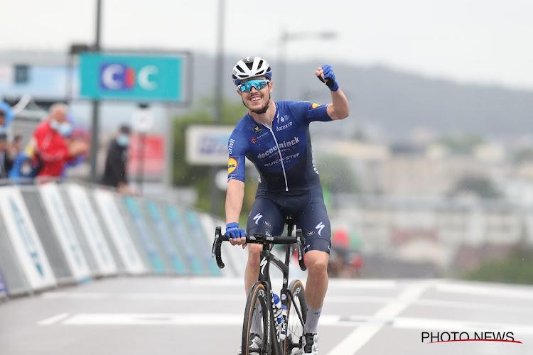 """Na ontgoocheling de euforie, Franse kampioen rijdt bij Deceuninck-Quick.Step: """"Ik kan het nog altijd niet geloven"""""""