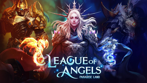 League of Angels-Paradise Land  captures d'u00e9cran 1