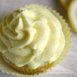 Fresh Lemon Buttercream Frosting