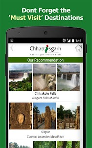 Chhattisgarh Tourism screenshot 0