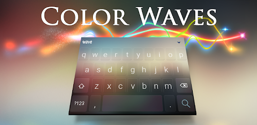 Color Waves Animated Keyboard + Live Wallpaper - Apps on Google Play