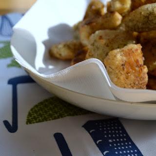 Crispy Dill Fried Fish